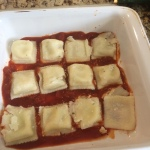 Layer 1 of Ravioli